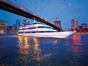 dinner cruise in nyc